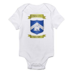 Print your crest on: Infant Bodysuit