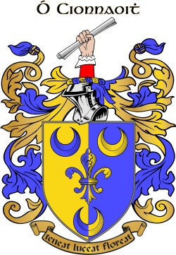 KENNY family crest