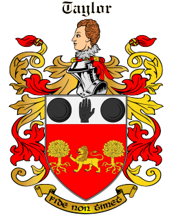Tailor family crest